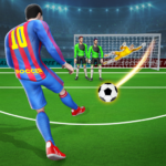 Soccer Kicks Strike: Mini Flick Football Games 3D APK MOD 3.8