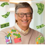 Spend Bill Gates Money APK MOD 0.4