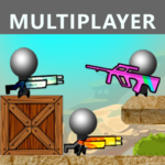 Stickman Multiplayer Shooter APK MOD 1.092