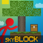 Stickman vs Multicraft: Skyblock Craft APK MOD 1.1.1