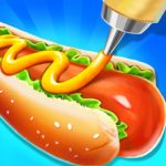 Street Food Stand Cooking Game for Girls APK MOD 1.6