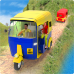 Tuk Tuk City Driving 3D Simulator APK MOD 1.14