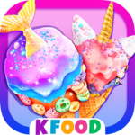 Unicorn Chef: Mermaid Cooking Games for Girls APK MOD 2.2