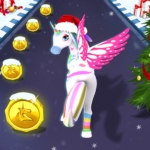 Unicorn Runner 3D – Super Magical Runner Adventure APK MOD 1.0.2