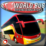 World Bus Driving Simulator APK MOD 1.18