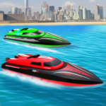 Xtreme Boat Racing 2019: Speed Jet Ski Stunt Games   APK MOD 2.0.5
