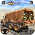 Army Truck Driving Game 2021- Cargo Truck 3D APK MOD 1.0