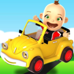 Baby Car Fun 3D – Racing Game APK MOD 210108