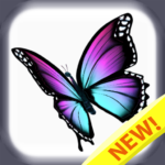 Butterfly color by number : Bugs coloring book APK MOD 1.5