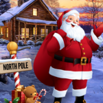 Christmas Santa Crazy Kart Gift Delivery Game 2020 APK MOD 1.2
