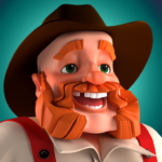 Chuck the Farmer | Casual Games | Time Pass   APK MOD 3.4