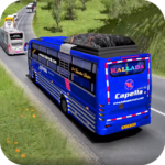 Coach Bus Racing Simulator 2020 : Top Bus Games APK MOD 1.0