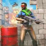 Cover Hunter Game: Counter Terrorist Strike War APK MOD 0.1