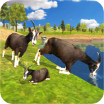 Crazy Goat Family Survival: Rampage Game 2020 APK MOD 1.2
