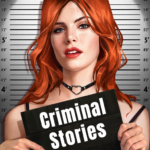 Criminal Stories: Detective games with choices APK MOD 0.1.1