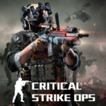 Critical Strike Ops – FPS 3D shooting Game APK MOD 2.0.9