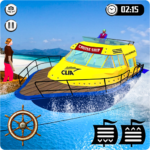 Cruise Captain: Water Boat Taxi Simulator APK MOD 1.6