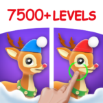 Differences in Eyes, Find & Spot all Differences APK MOD 1.8.3