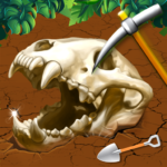 Digging Dino Discovery – Fossil Games APK MOD 1.9