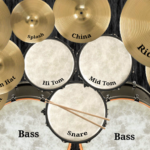 Drum kit (Drums) free   APK MOD 2.09