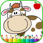 Farm Animals Coloring Book APK MOD 9