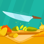 Fun Chop, Slice & Cut Vegetables and Fruits Game APK MOD 3.0.1