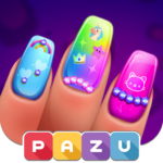 Girls Nail Salon – Manicure games for kids APK MOD 1.24