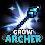 Grow ArcherMaster – Idle Action Rpg  APK MOD 1.3.7