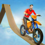 Impossible Bike Track Stunt Games 2021: Free Games APK MOD 2.0.02