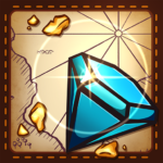 Jewels and gems – match jewels puzzle APK MOD 1.3.0