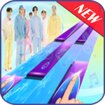 Life Goes On BTS Piano Game Magic APK MOD 1.4