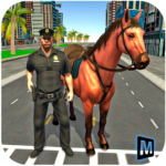 Mounted Police Horse Chase 3D APK MOD 1.0