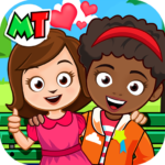 My Town : Best Friends' House games for kids   APK MOD 1.06