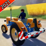 New Real Tractor trolly Simulator 3D APK MOD 1.04