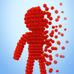 Pixel Rush Epic Obstacle Course Game  APK MOD 1.5.1