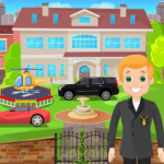 Pretend Play My Millionaire Family Villa Fun Game APK MOD 1.0.3