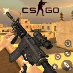 Real Counter Terrorist Strike: New Shooting Games APK MOD 2.3