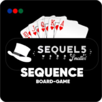 Sequence: Sequel5 Online Multiplayer Board Game APK MOD 7.0.1