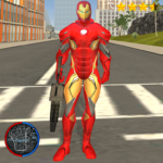 Super Iron Rope Hero – Vegas Fighting Crime APK MOD 6.1