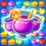 Sweet Monster™ Friends Match 3 Puzzle | Swap Candy   APK MOD 1.3.2