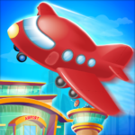 Town Airport Adventures – Play Airport Games APK MOD 1.0.5