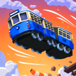 Train Snake Taxi – idle sightseeing IO APK MOD 10.0121.10