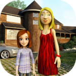 Virtual  Mother Simulator Family Game : Happy Mom APK MOD 1.0.1