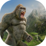 Wild Gorilla Ring Fighting:Wild Animal Fight APK MOD 0.3