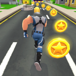 Battle Run – Endless Running Game APK MOD 1.0.2
