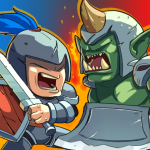 Clash of Legions Kingdom Rise  APK MOD 1.244