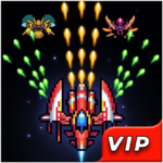 Galaxy Shooter : Falcon Squad Premium APK MOD Varies with device