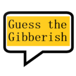 Guess the gibberish game – word games / challenge APK MOD 1.36