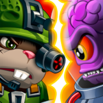 Hamsters PVP Fight for Freedom  APK MOD 1.47