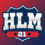 Hockey Legacy Manager 21 – Be a General Manager  APK MOD 21.1.18
